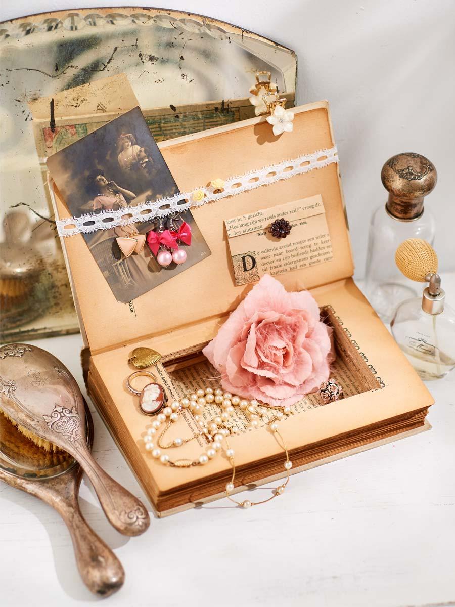 Boek als juwelenkistje